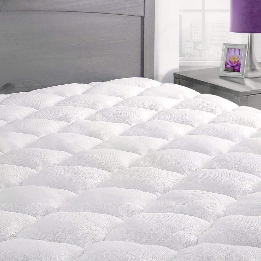 ExceptionalSheets Rayon from Bamboo Mattress Topper Review by www.snoremagazine.com