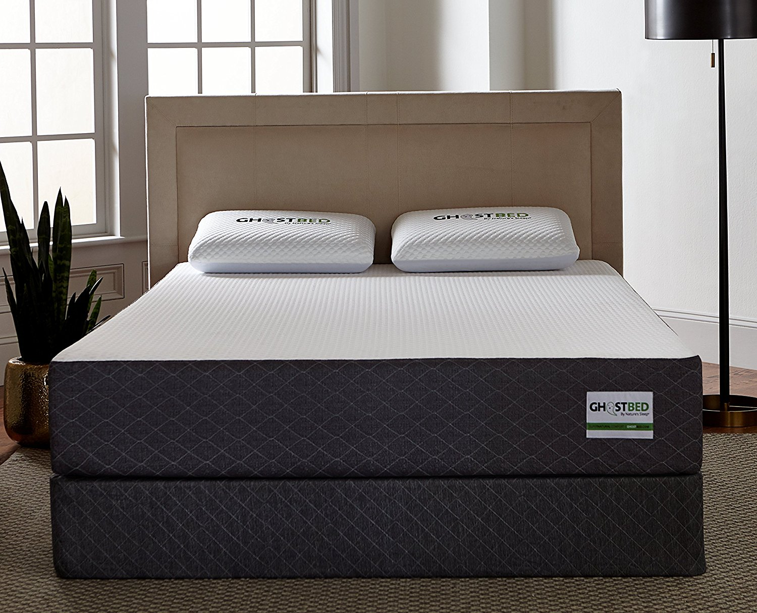 GhostBed Best Mattress For Heavy People review by www.snoremegazine.com