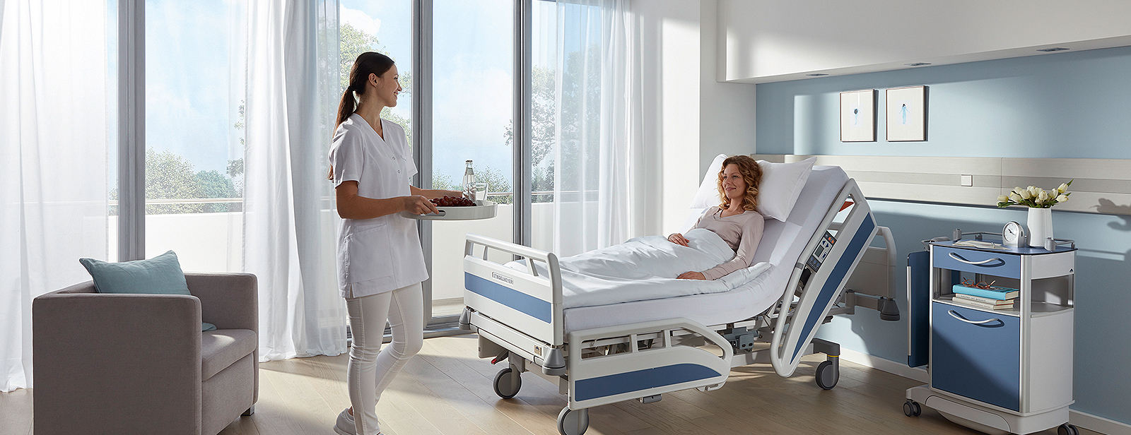 Brilliant Hospital Beds For Home Top Brands And Buying Guide For 2019 Home Interior And Landscaping Mentranervesignezvosmurscom