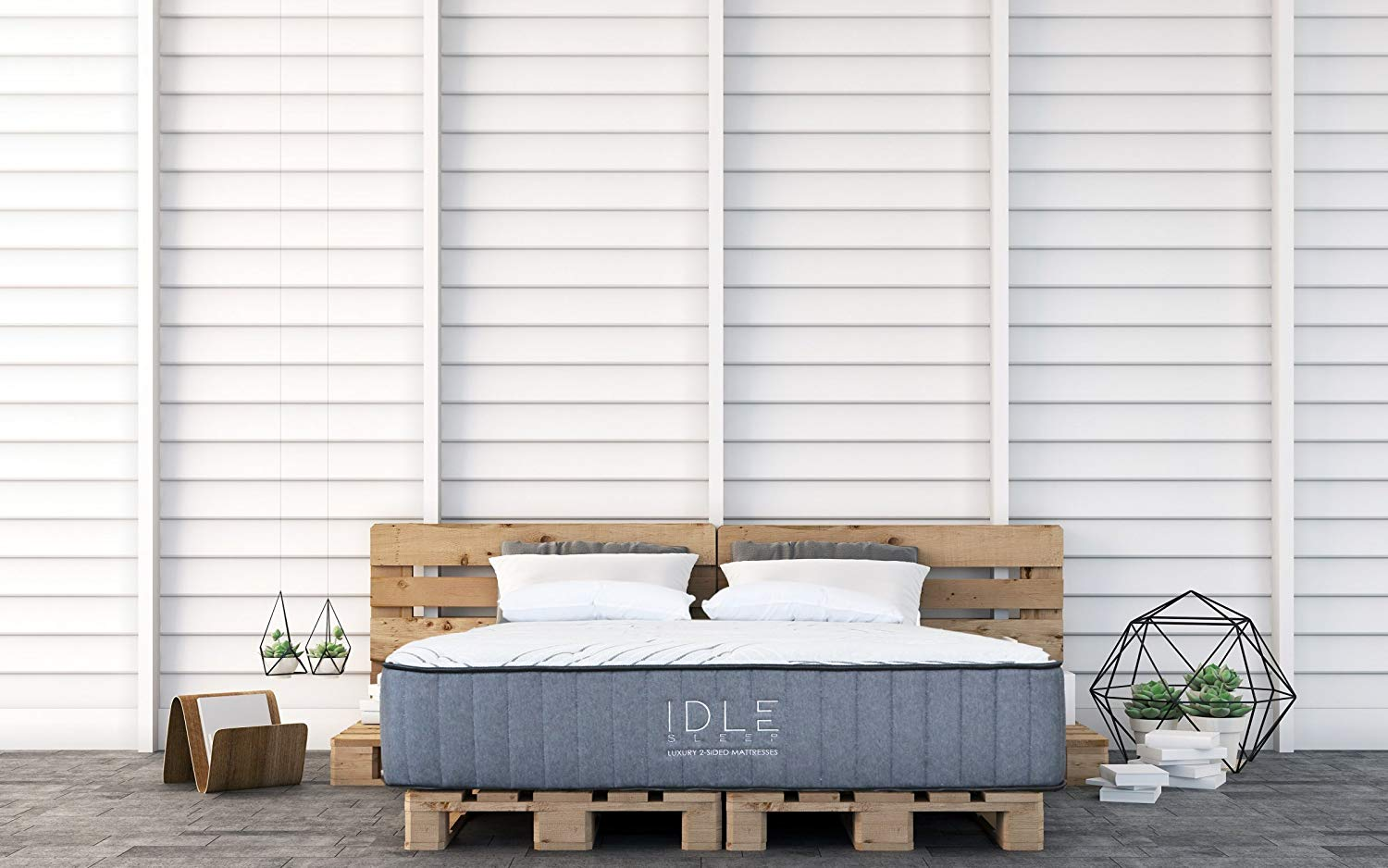 Idle Sleep Flippable Mattress