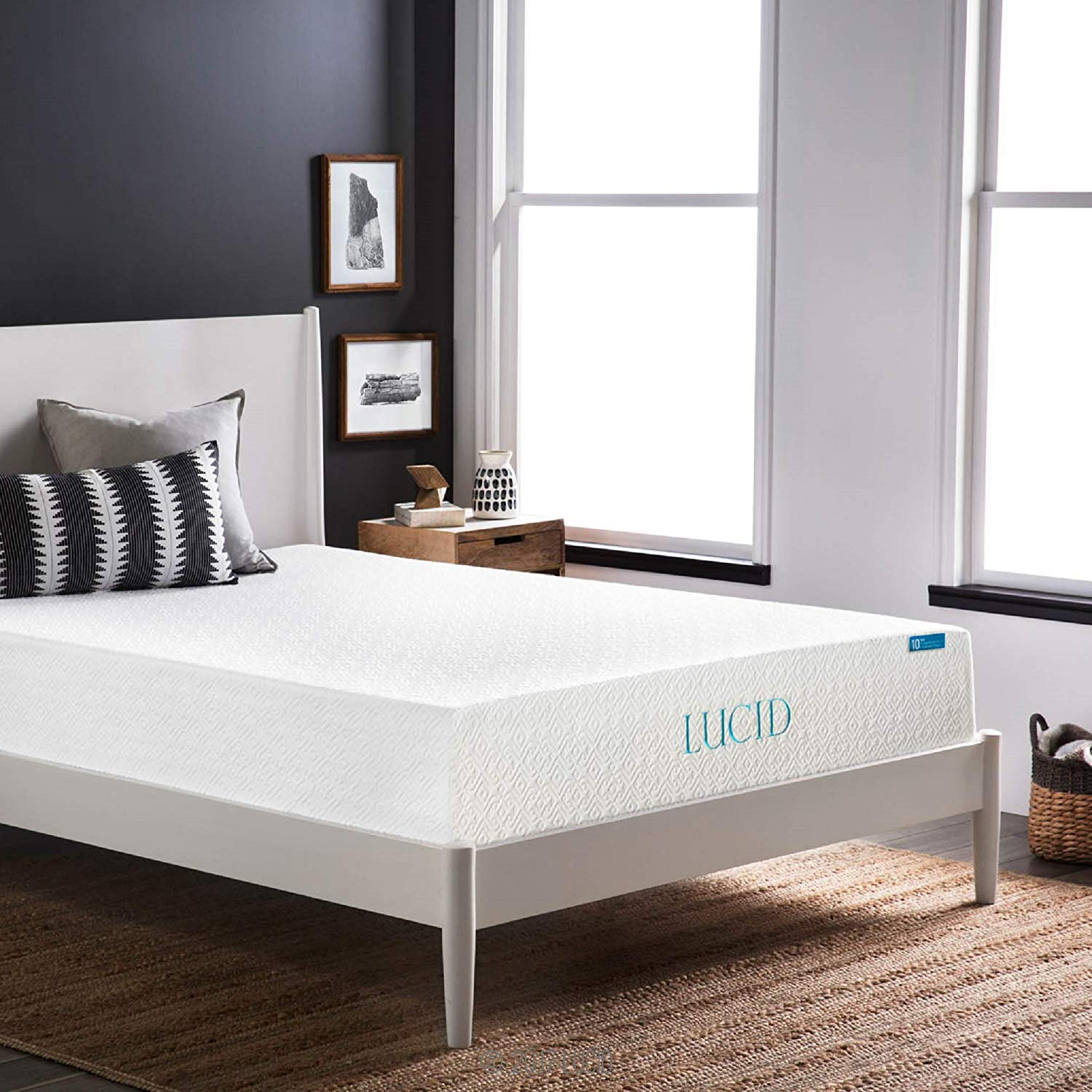 LUCID Best Mattress Under $500 Review by www.snoremagazine.com