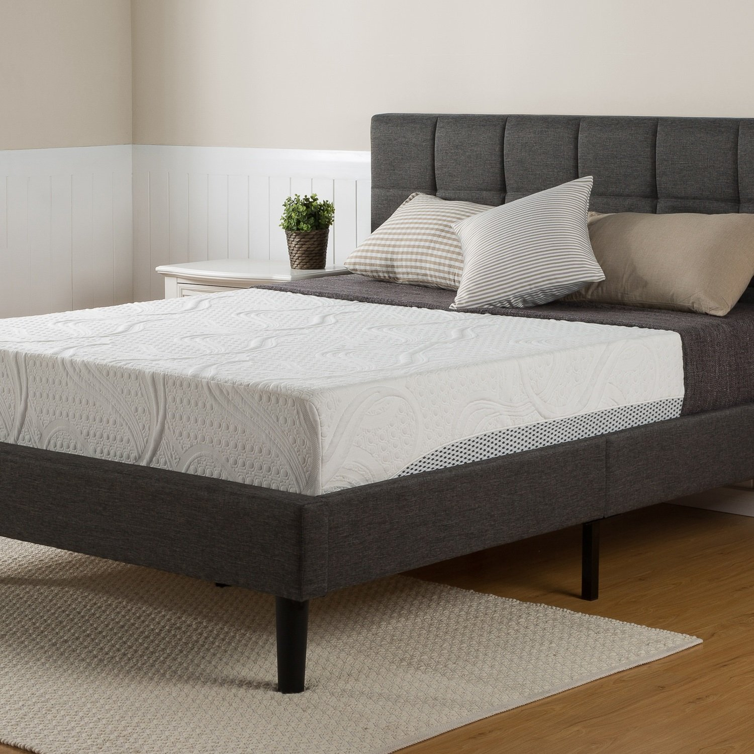 Night Therapy Bamboo Mattress Review by www.snoremagazine.com