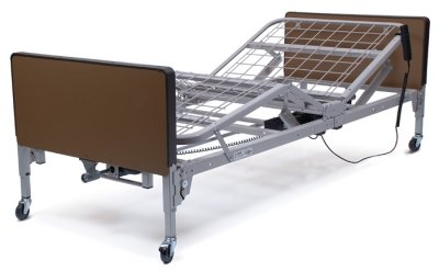 Patriot Full-Electric Hospital Beds for Home review by www.snoremagazine.com