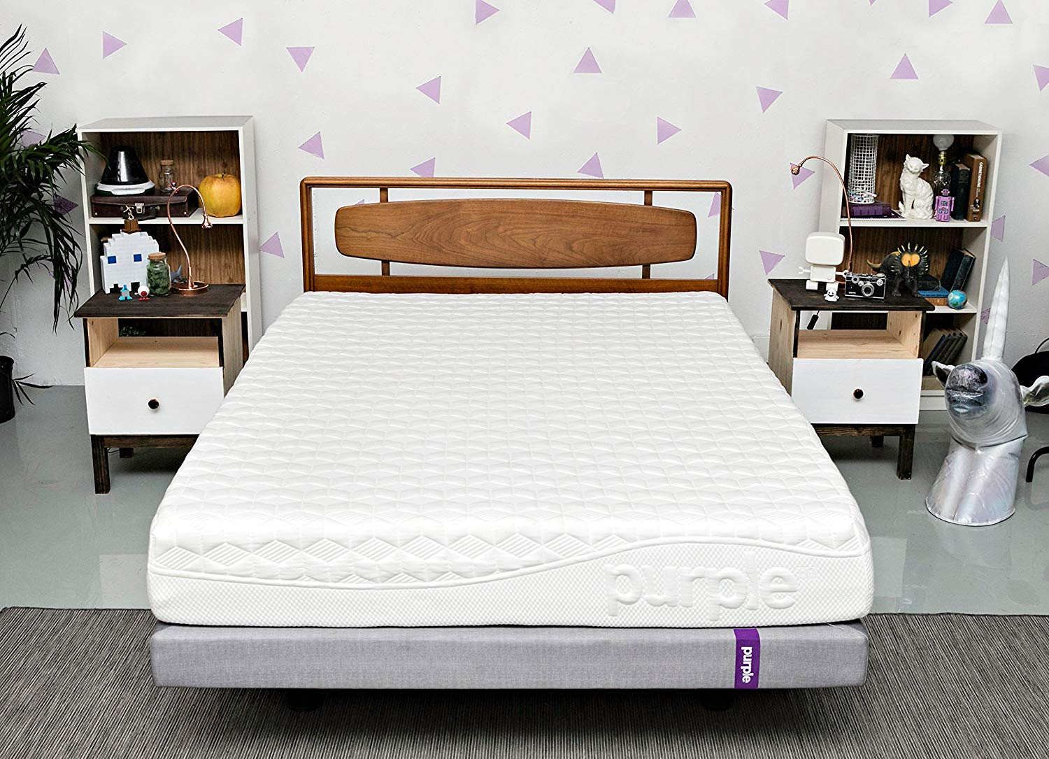 Purple Best Mattresses Under $1000 Review by www.snoremagazine.com