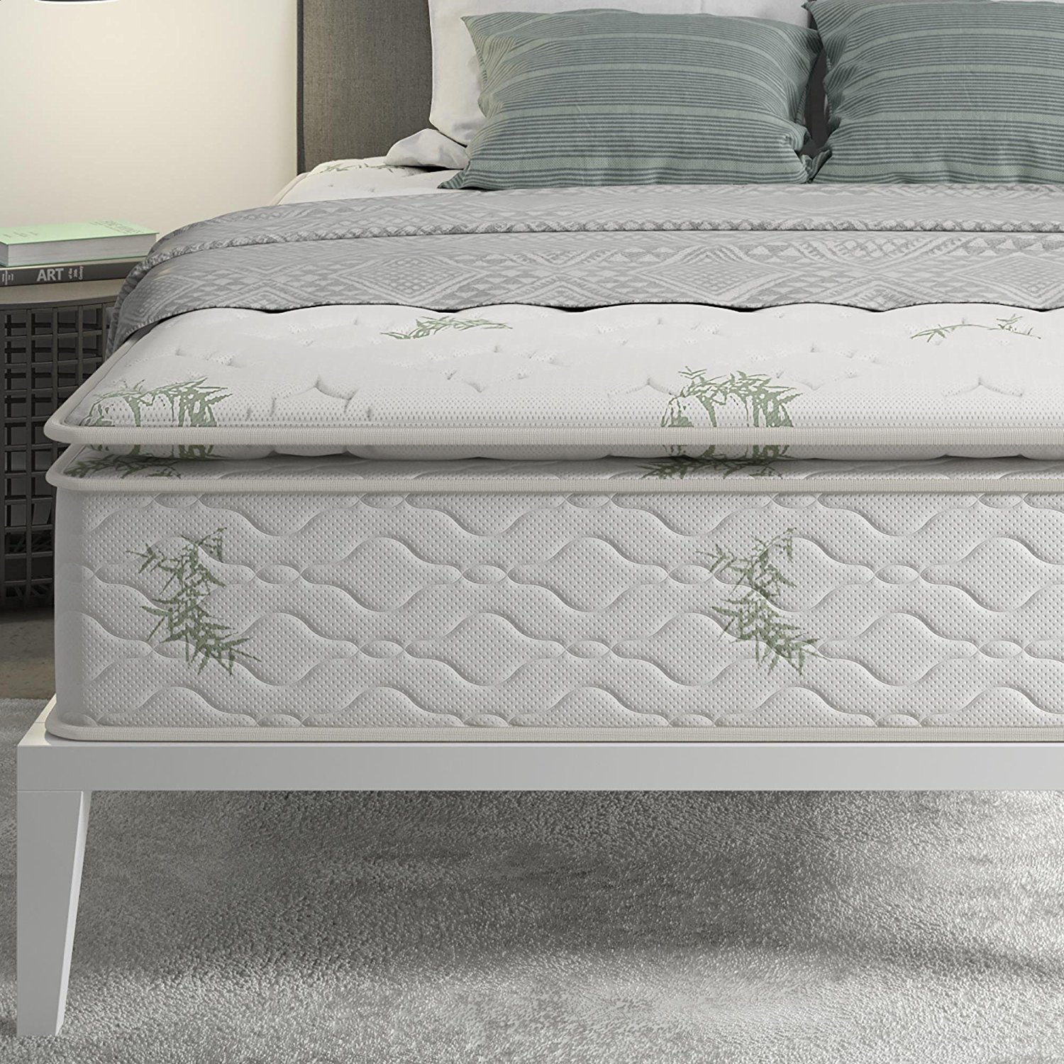 Signature Sleep Bamboo Mattress Review by www.snoremagazine.com