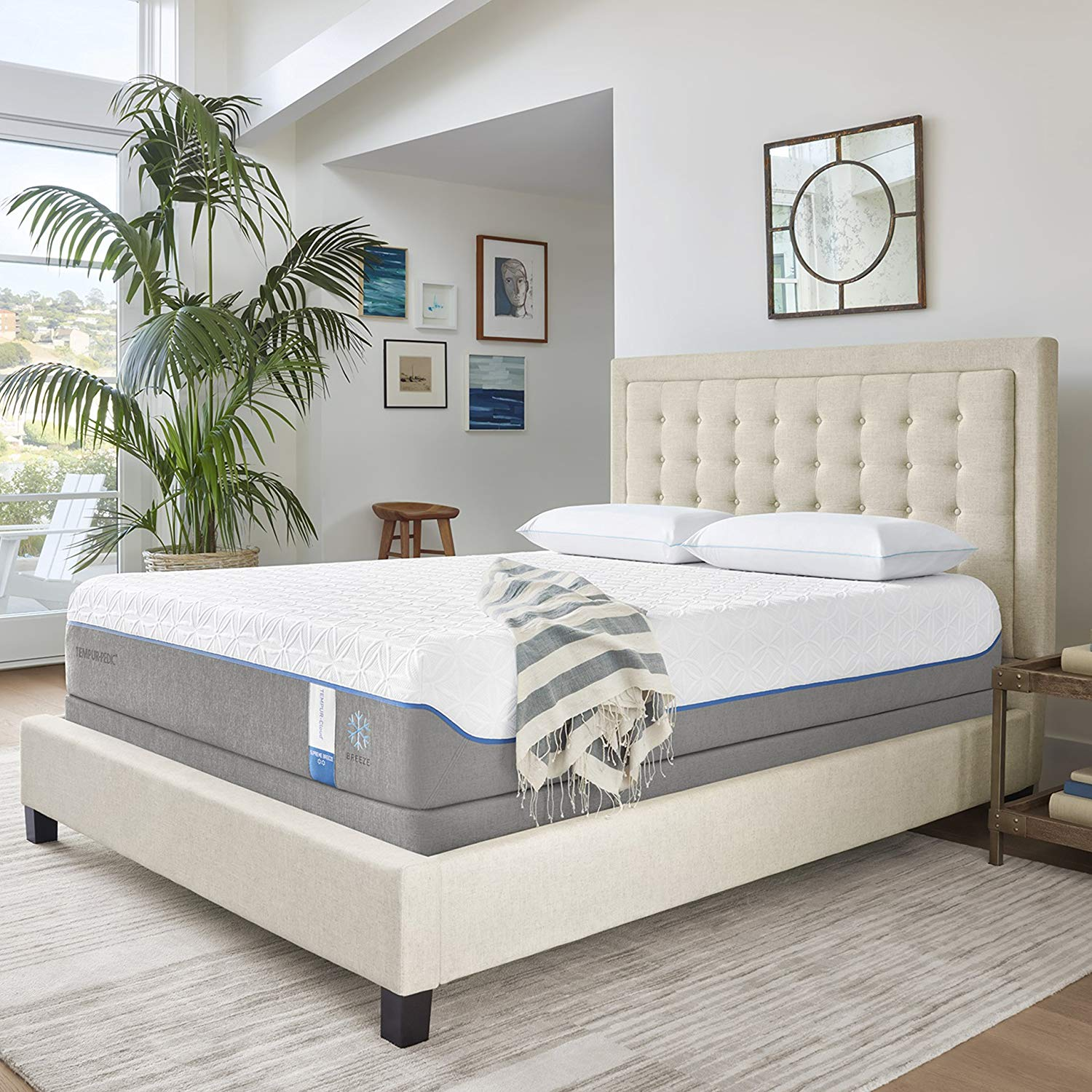 Tempur-Pedic Luxury Mattress review by www.snoremagazine.com