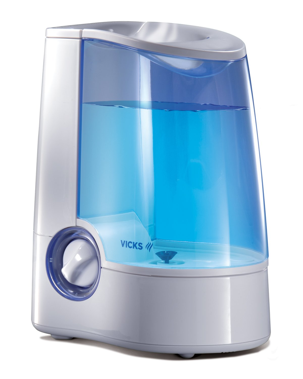 Vicks 1-Gallon Warm Mist Best Humidifier Review by www.snoremagazine.com