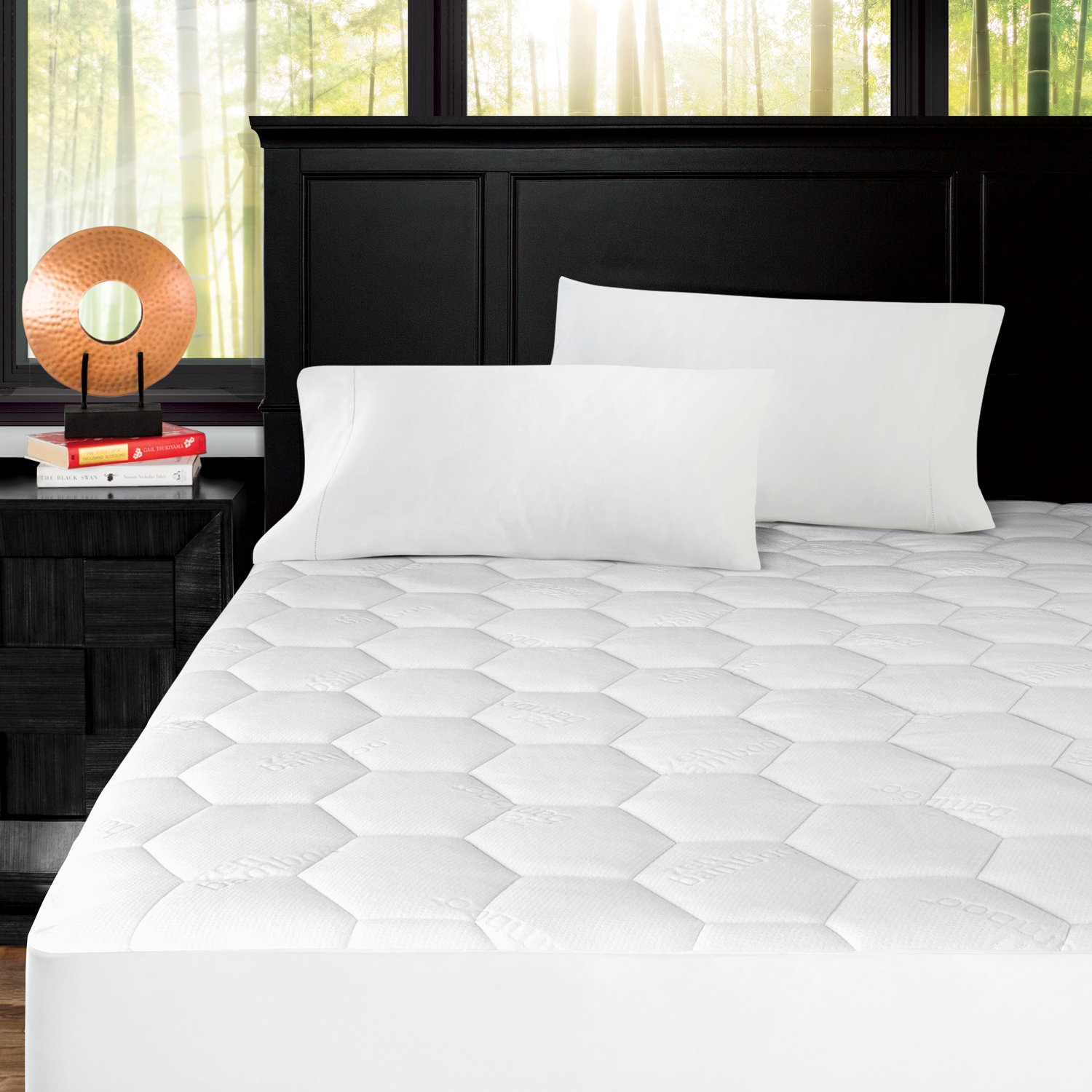 Zen Bamboo Ultra Soft Fitted Bamboo Mattress Pad Review by www.snoremagazine.com