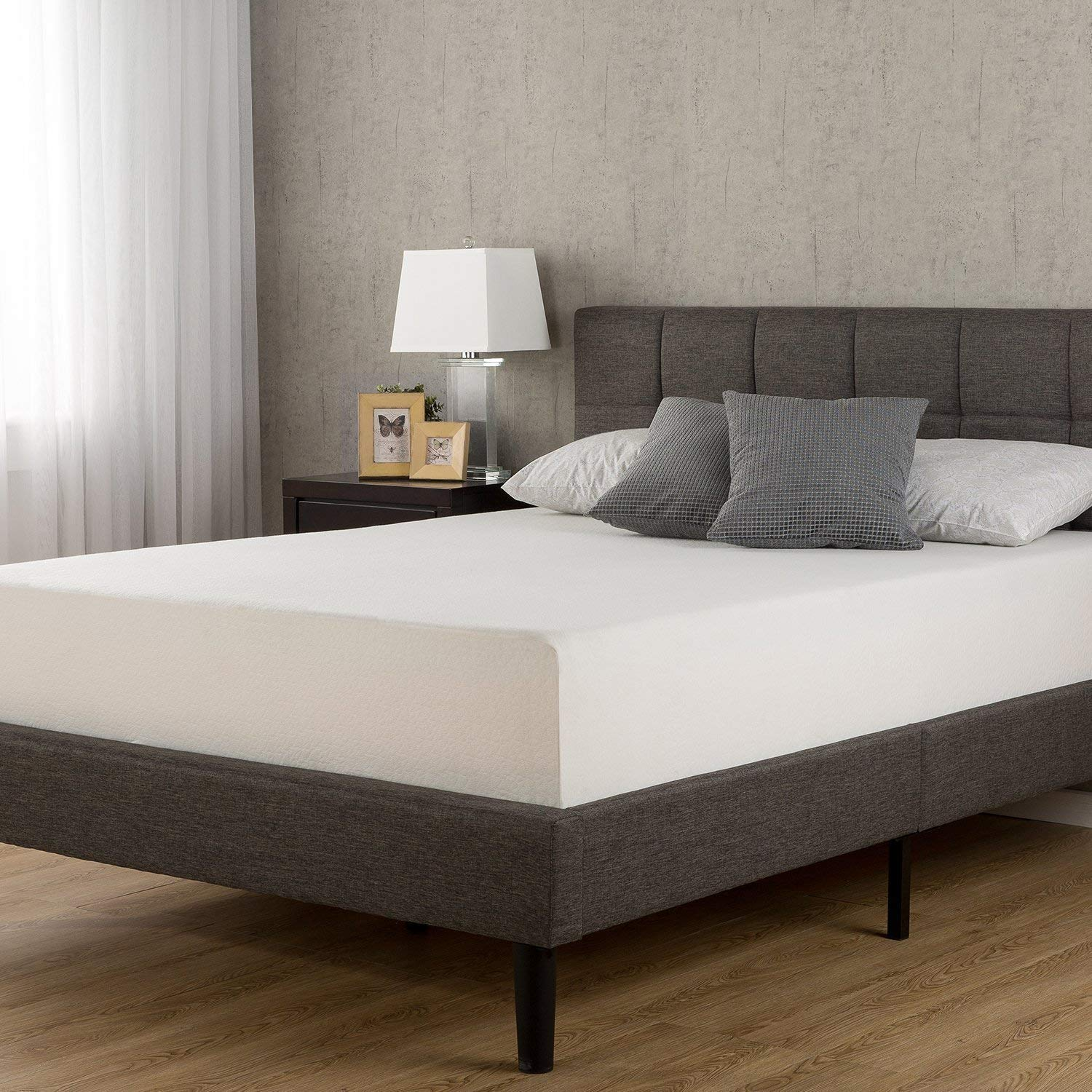 Zinus Best Mattress For Heavy People review by www.snoremegazine.com