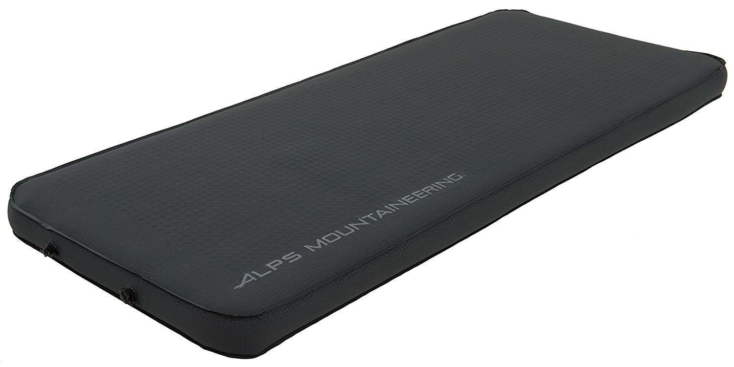 ALPS Mountaineering Best Air Mattress For Camping Review by www.snoremagazine.com