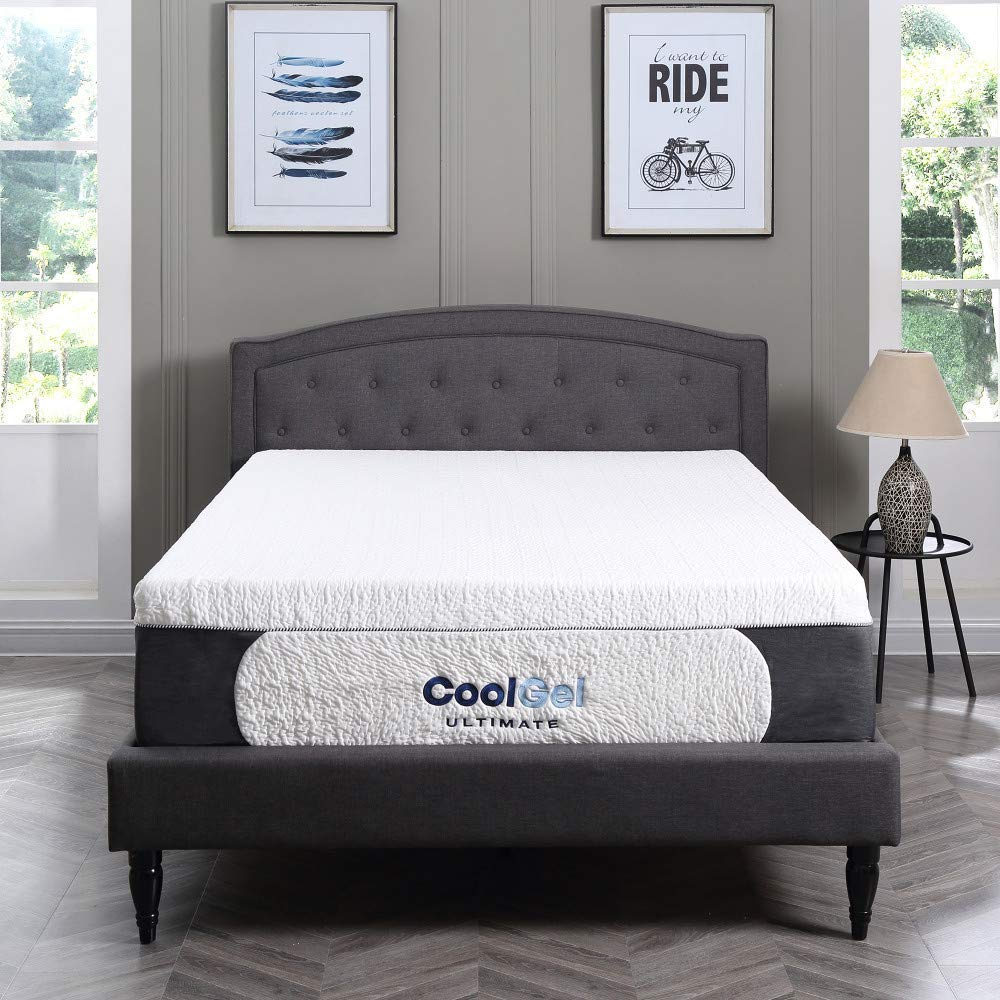 Classic Brands Best Cheap Mattress Review by www.snoremagazine.com