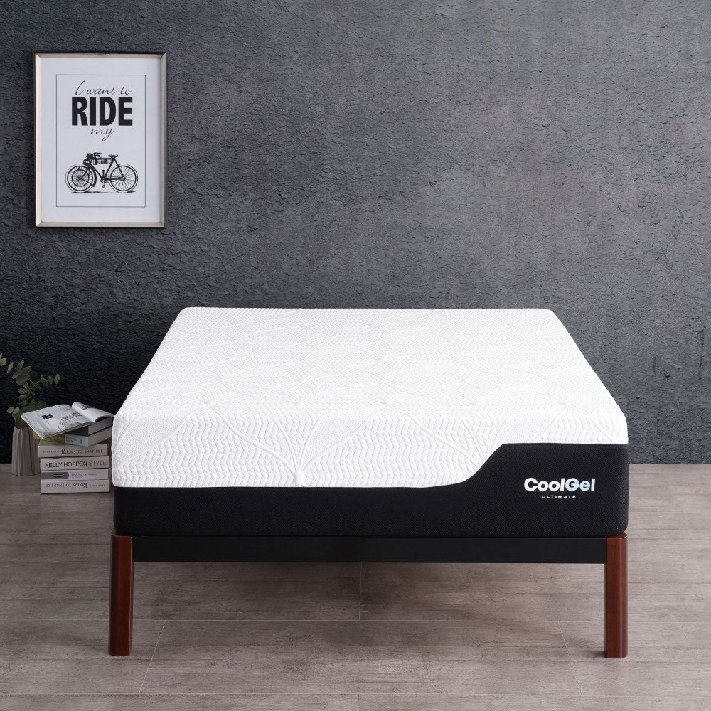 Classic Brands Best Mattress For Hip Pain Review by www.snoremagazine.com