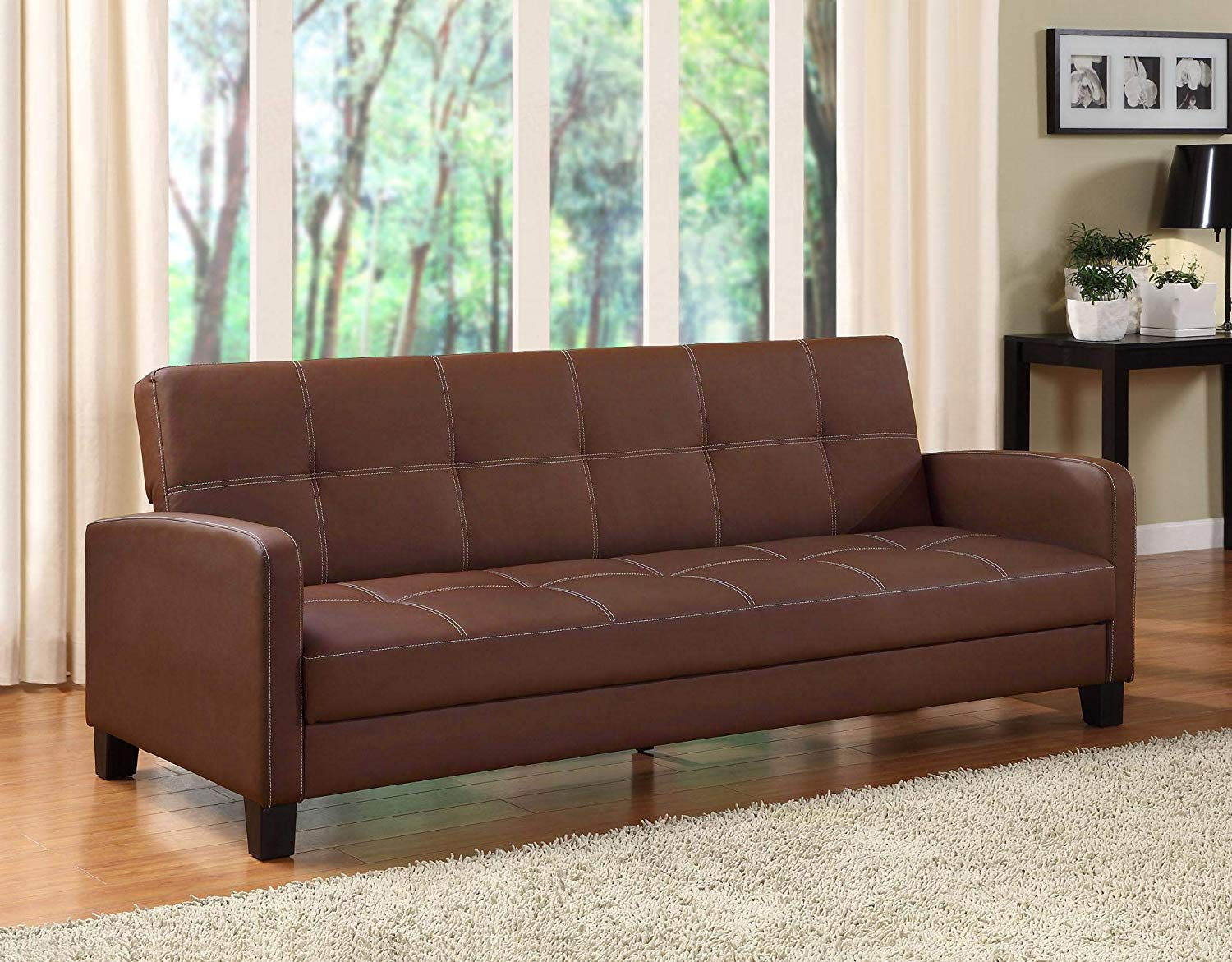 DHP Best Sleeper Sofa Review by www.snoremagazine.com