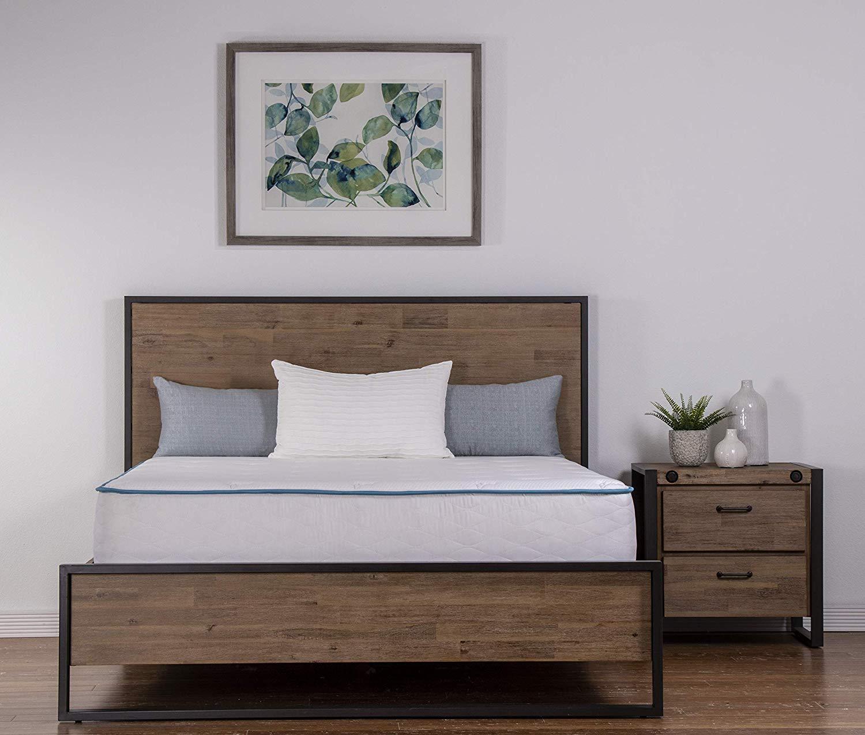 Dreamfoam Bedding 2 Сheap Memory Foam Mattress Review by www.snoremagazine.com