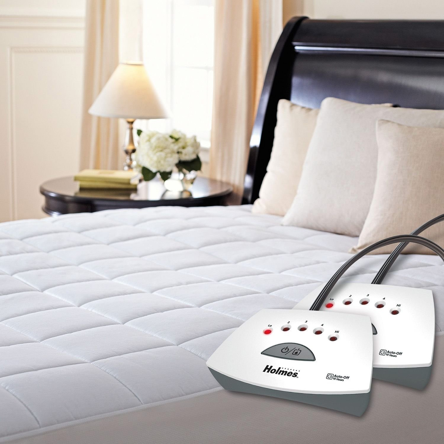 Holmes Best Heated Mattress Pad Review by www.snoremagazine.com