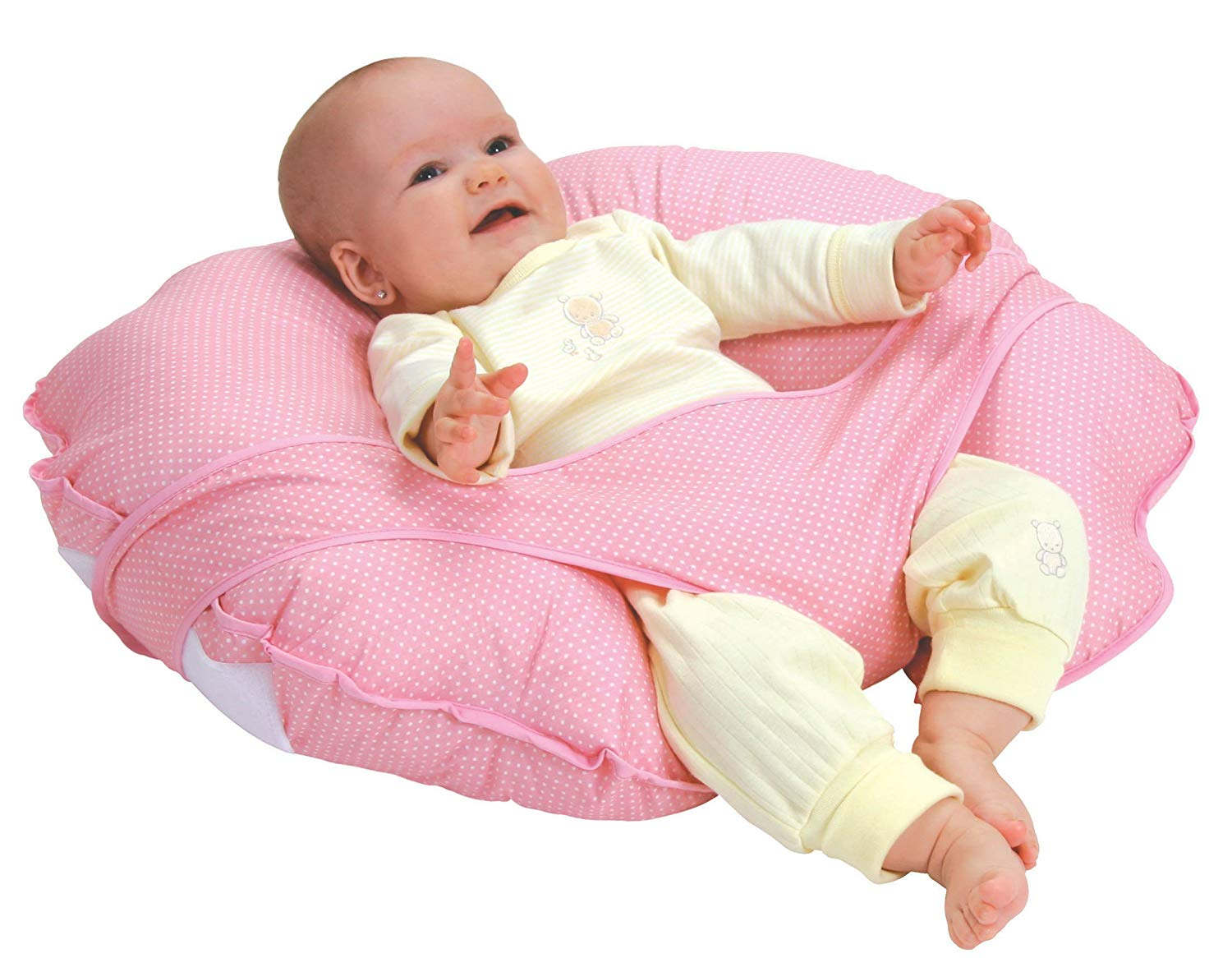 Leachco Best Nursing Pillow Review by www.snoremagazine.com