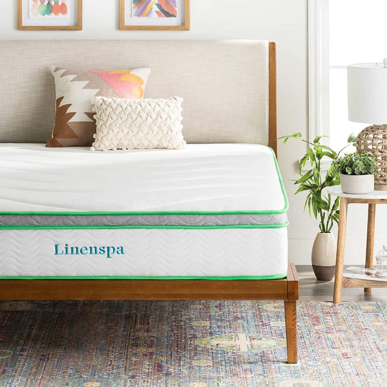 Linenspa Сheap Memory Foam Mattress Review by www.snoremagazine.com
