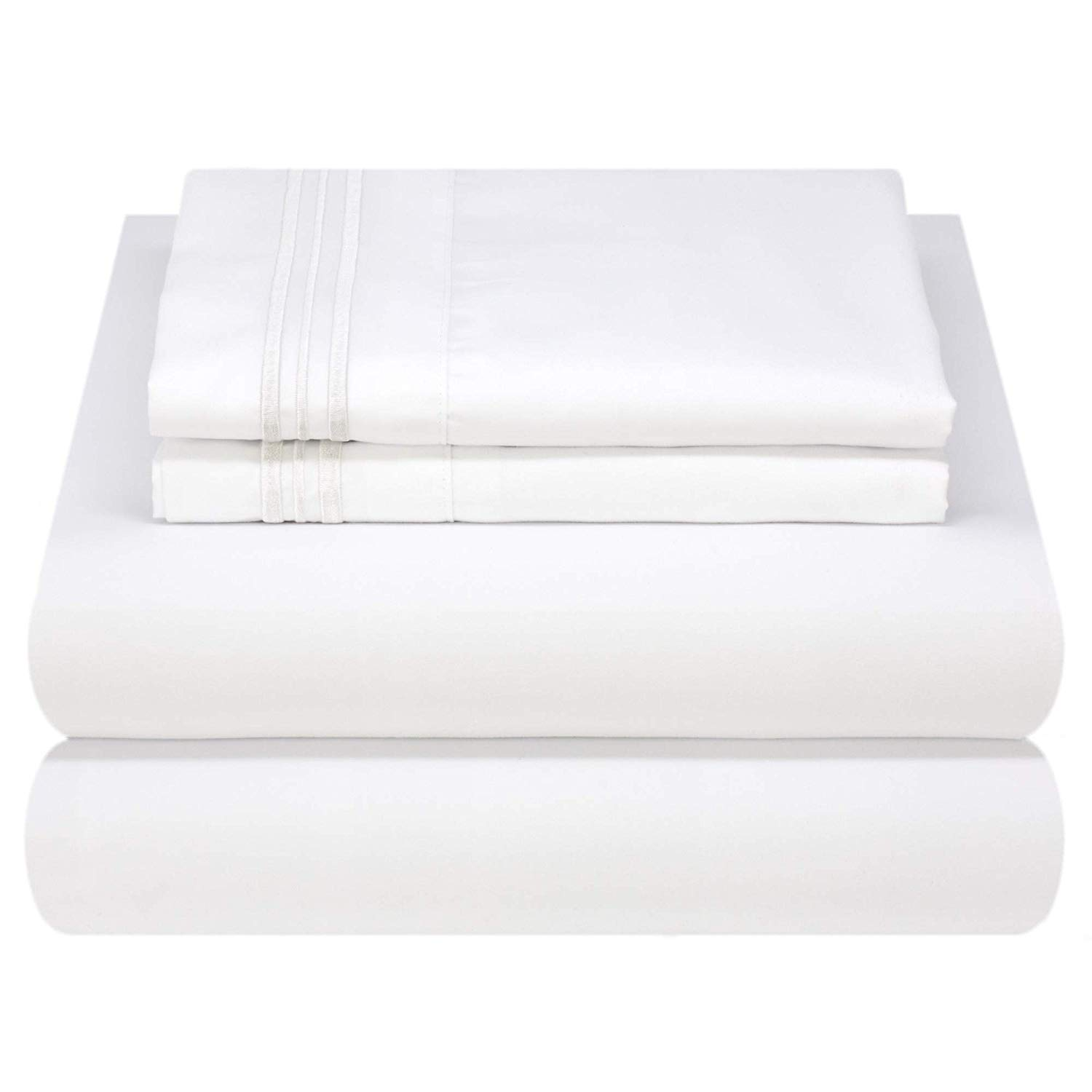 Mezzati Microfiber vs. Cotton Sheets Review by www.snoremagazine.com