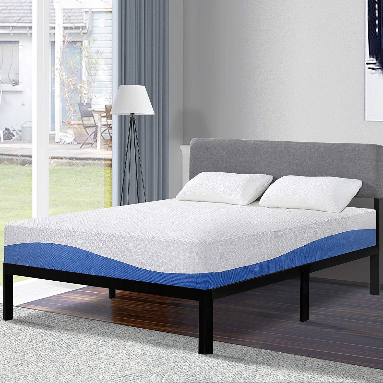Olee Sleep Сheap Memory Foam Mattress Review by www.snoremagazine.com