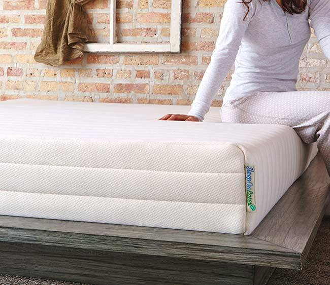 Pure Green Natural Latex Mattress Best Mattress on Amazon Review by www.snoremagazine.com
