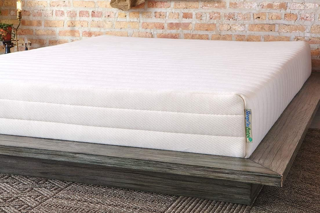 Sleep On Latex Best Mattress For Hip Pain Review by www.snoremagazine.com