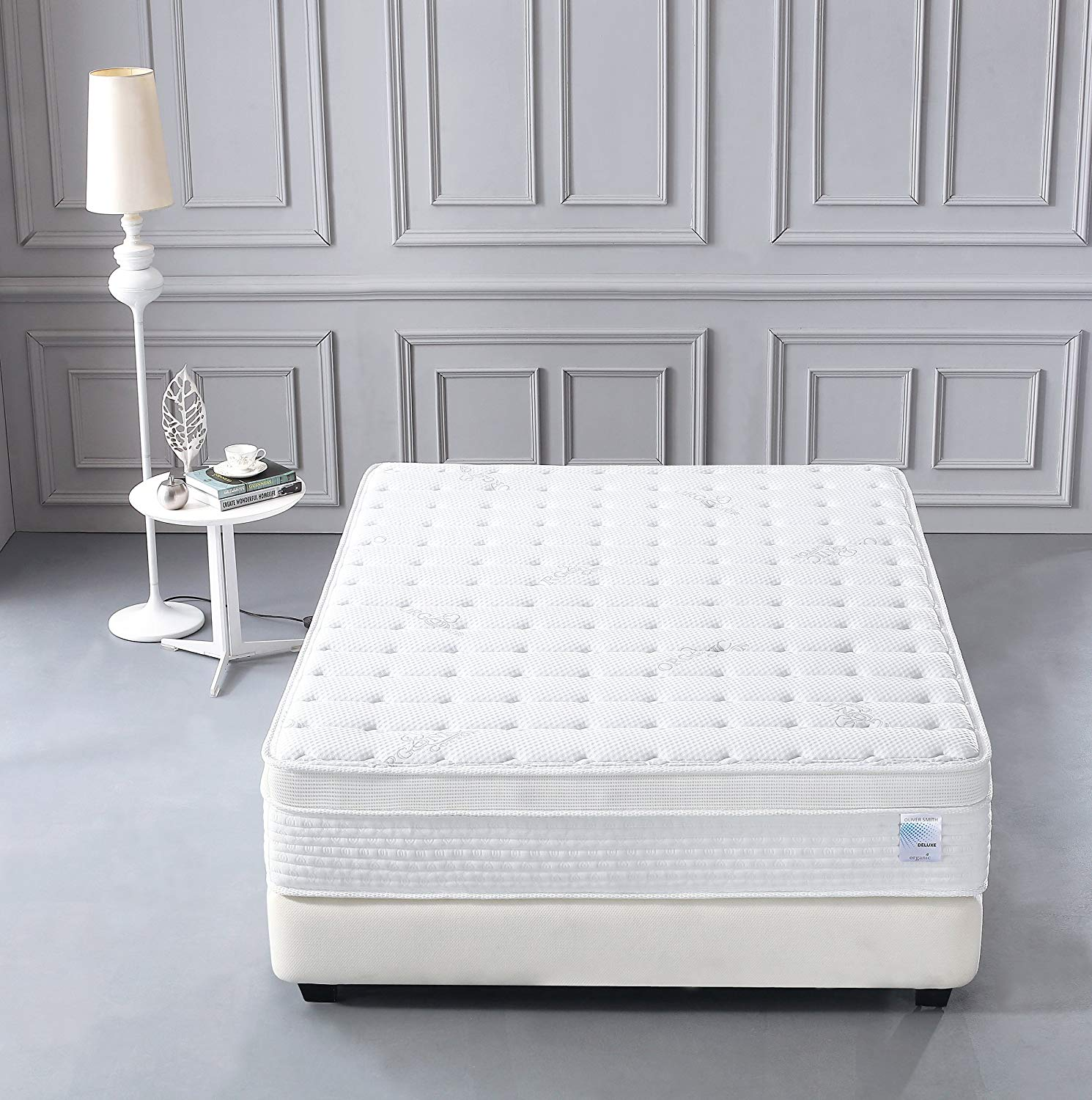 Smith & Oliver Сheap Memory Foam Mattress Review by www.snoremagazine.com
