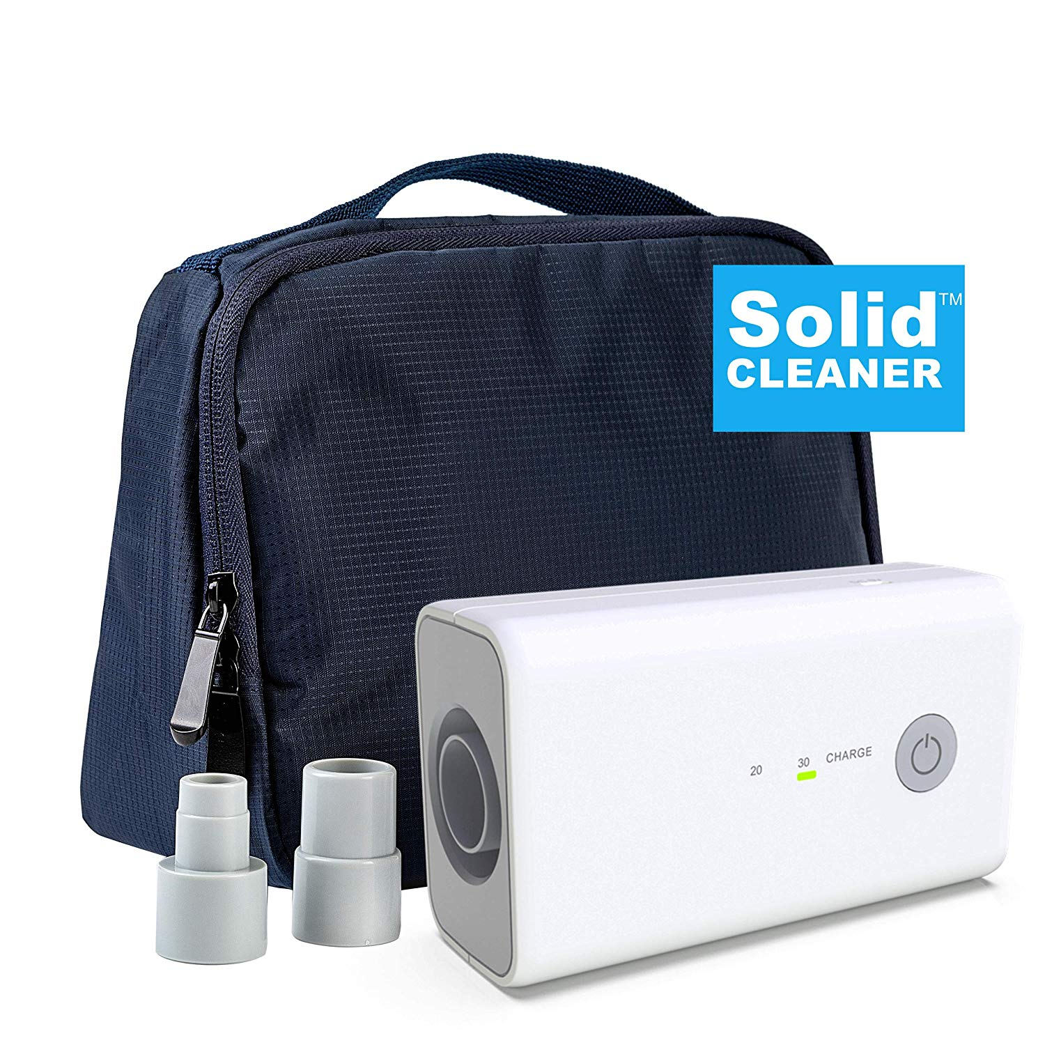 SolidCLEANER CPAP Cleaner Reviews by www.snoremagazine.com