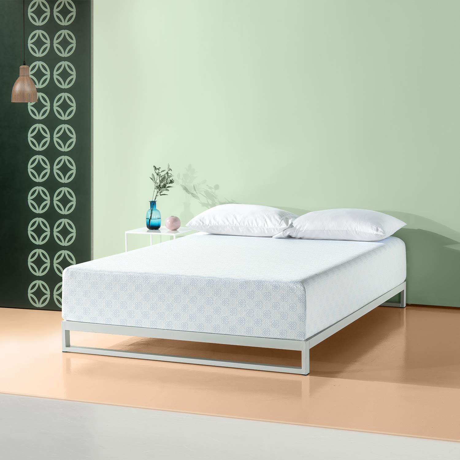 Zinus Cooling Mattress Review by www.snoremagazine.com