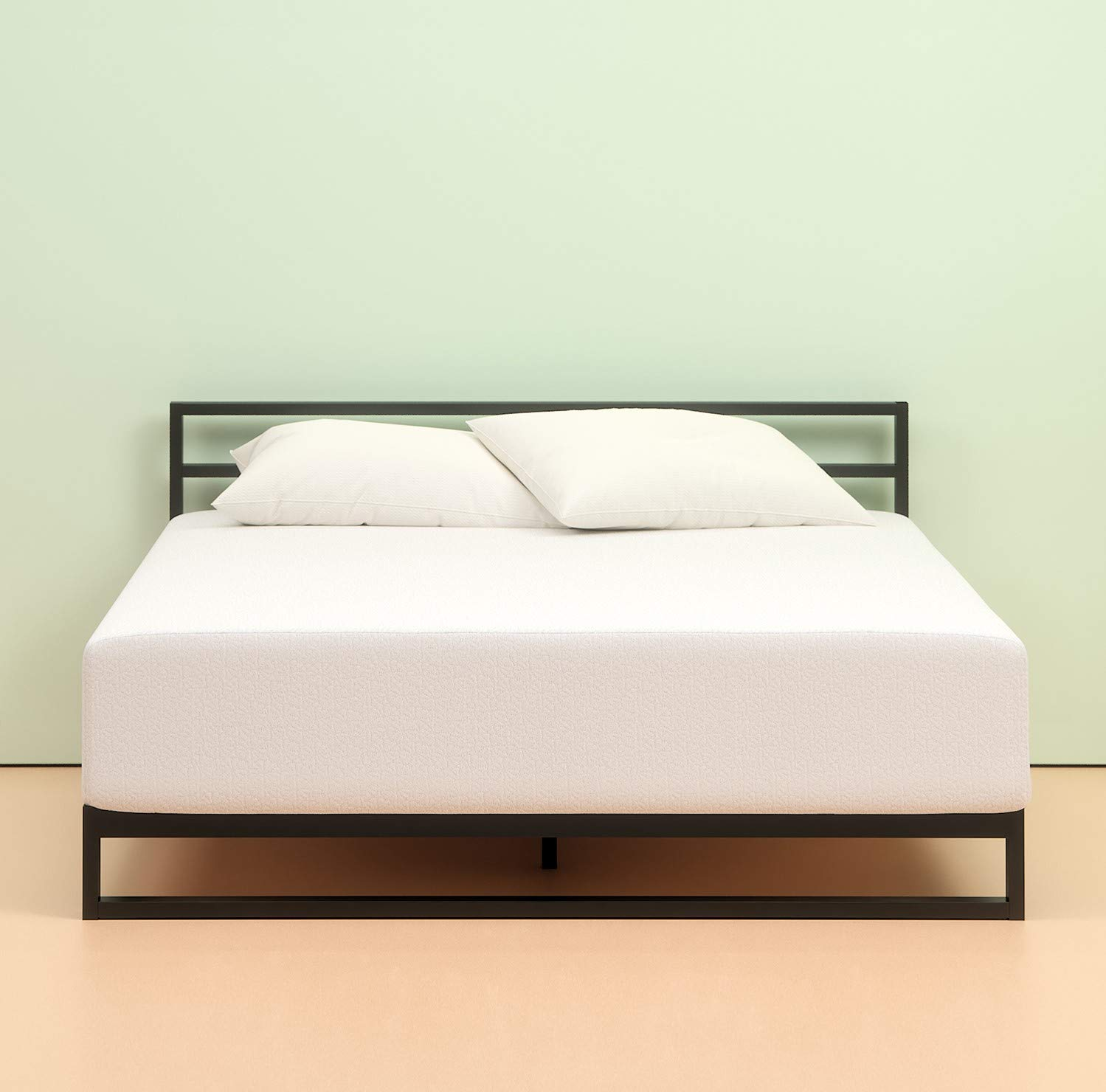 Zinus Green Tea Best Cheap Mattress Review by www.snoremagazine.com