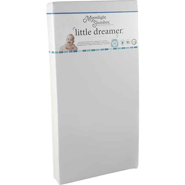 moonlight slumber little dreamer Best Innerspring Mattress Review by www.snoremagazine.com