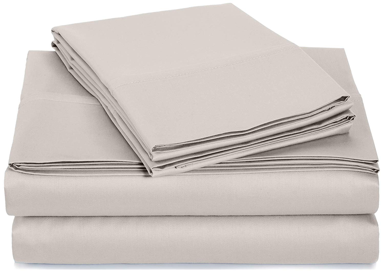 AmazonBasics Best Cotton Sheets Review by www.snoremagazine.com