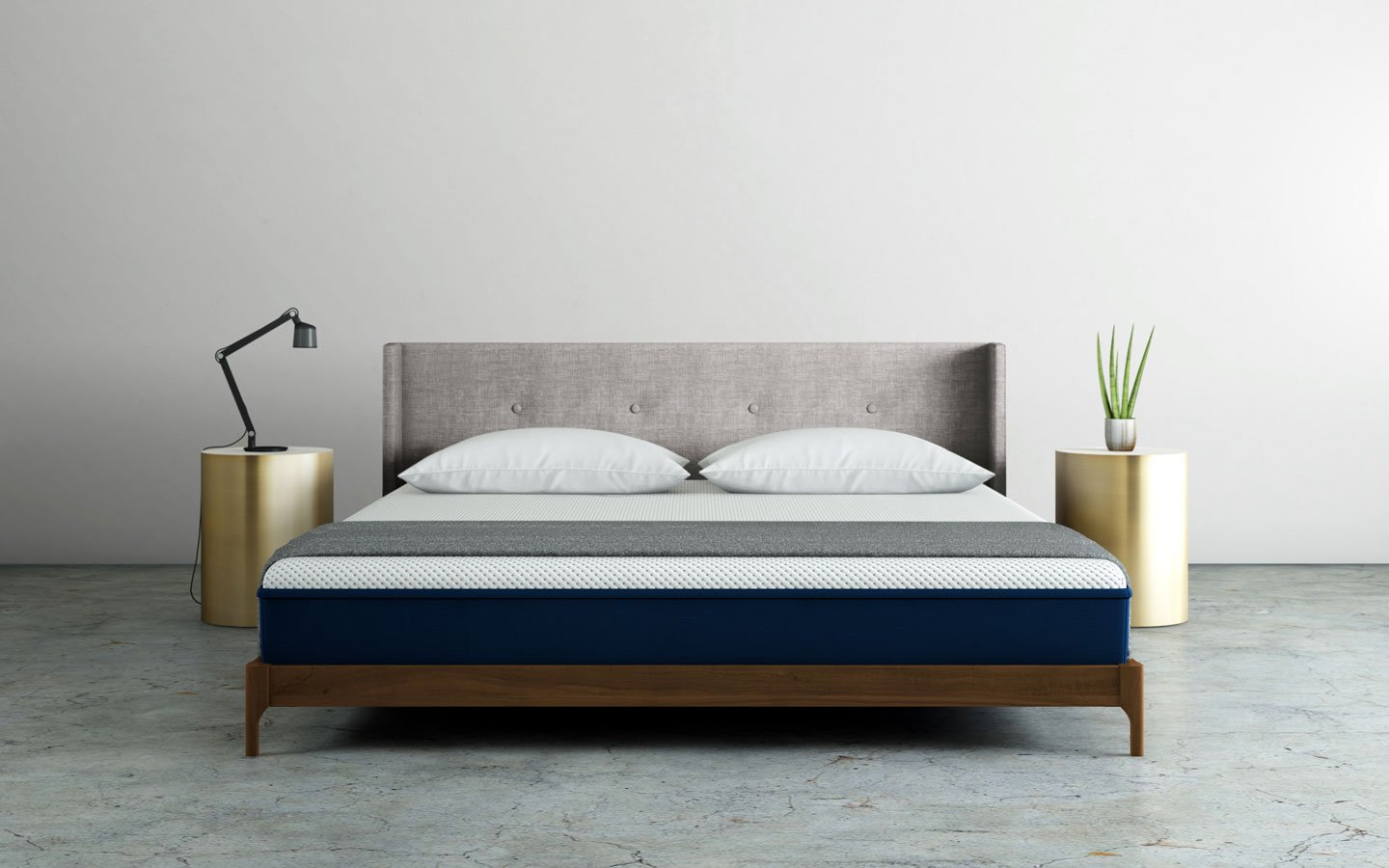 Amerisleep AS1 Orthopedic Mattress Review by www.snoremagazine.com