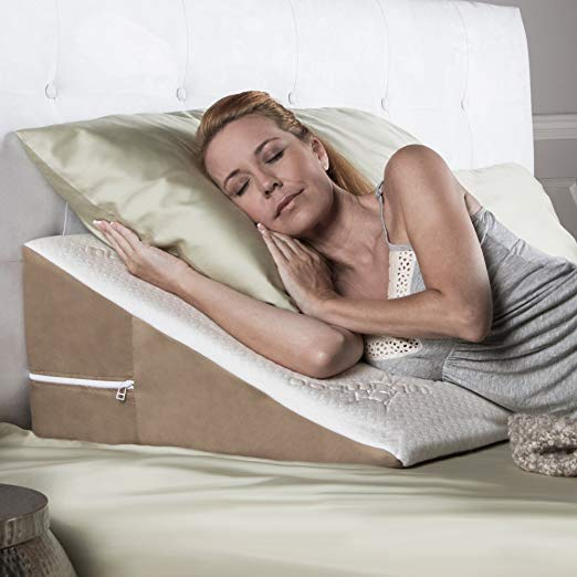 Avana Acid Reflux Pillow Review by www.snoremagazine.com