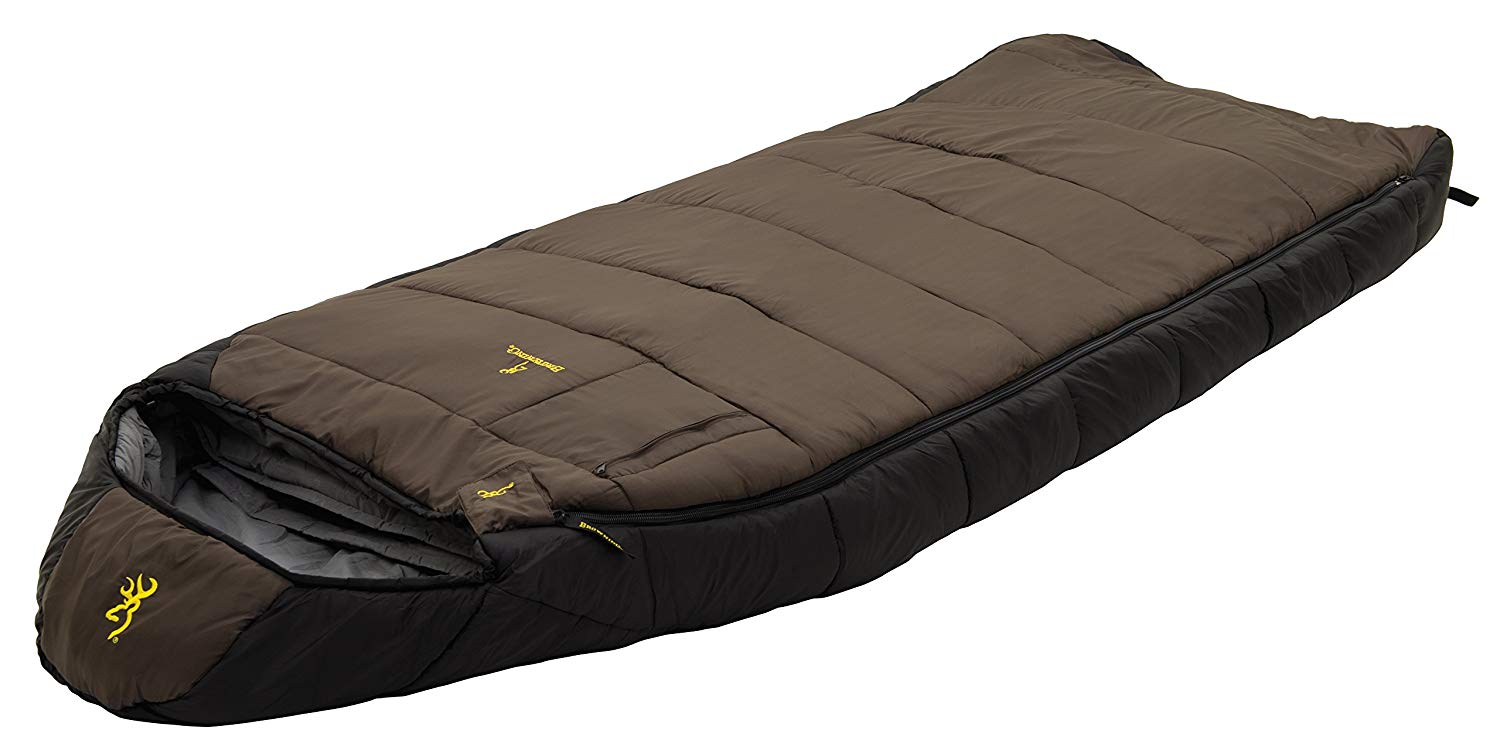 Browning Camping Best Sleeping Bags Review by www.snoremagazine.com