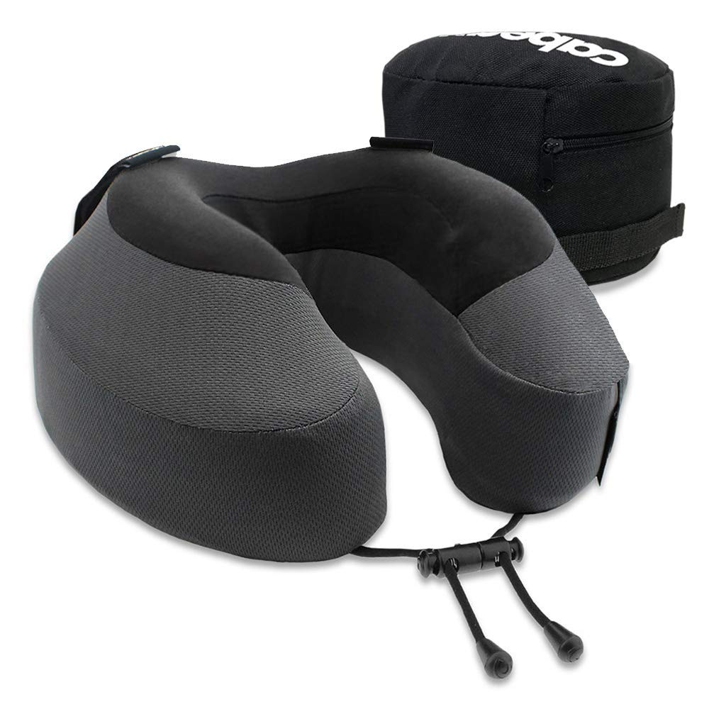 Cabeau Evolution S3 Best Travel Pillow Review by www.snoremagazine.com