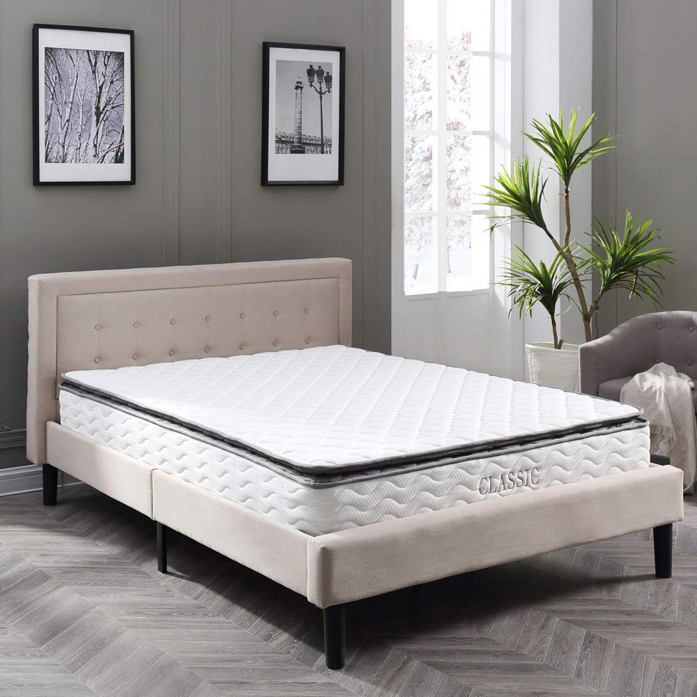 Classic Brands Best King Size Mattress Review by www.snoremagazine.com