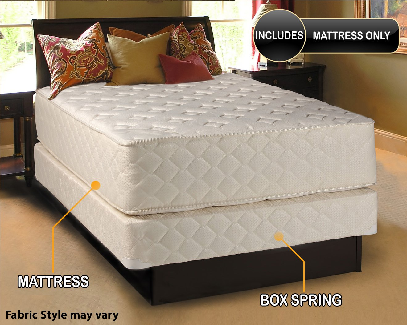 Dream Solutions USA Highlight Orthopedic Mattress Review by www.snoremagazine.com