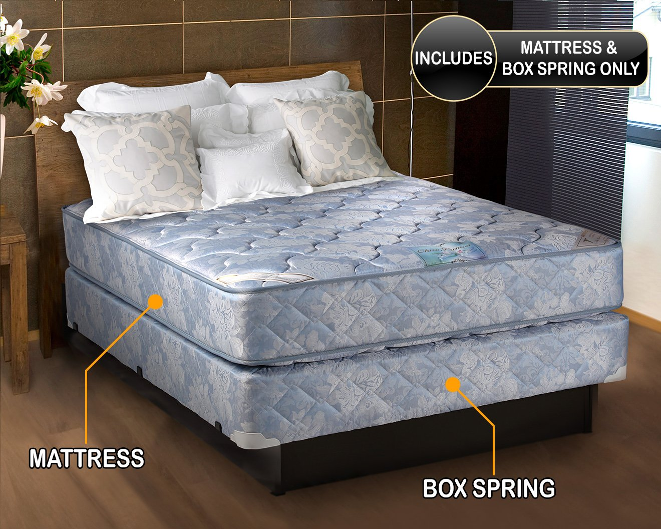 Dream Solutions USA Orthopedic Mattress Review by www.snoremagazine.com