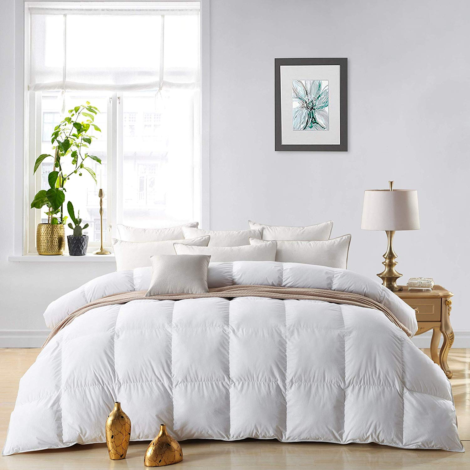 Egyptian Bedding Best Comforter Review by www.snoremagazine.com