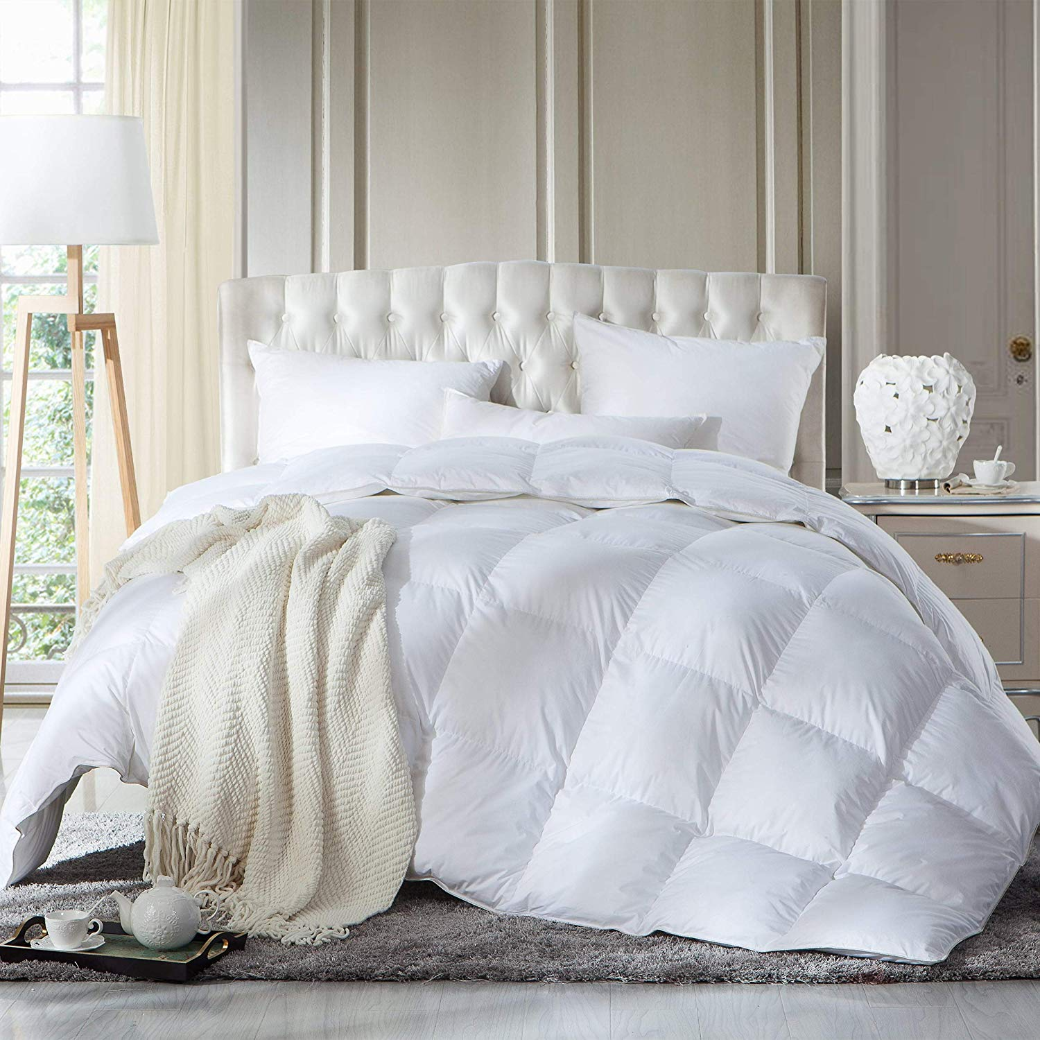 Egyptian Bedding Lightweight Comforter Review by www.snoremagazine.com