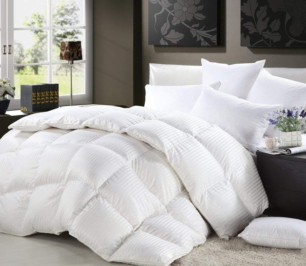 Egyptian Cotton Factory Best Comforter Review by www.snoremagazine.com