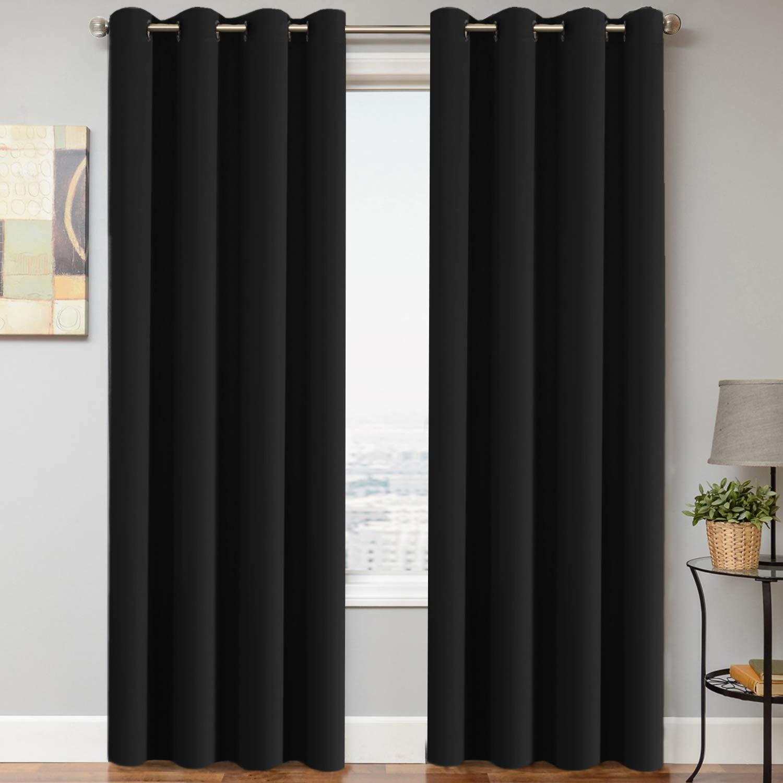 H.VERSAILTEX Best Blackout Curtains Review by www.snoremagazine.com