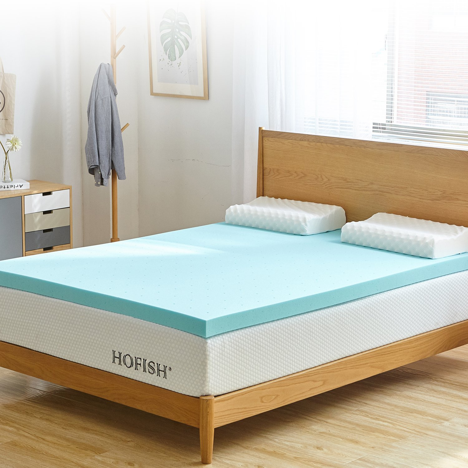 HOFISH Best Mattress Topper Review by www.snoremagazine.com