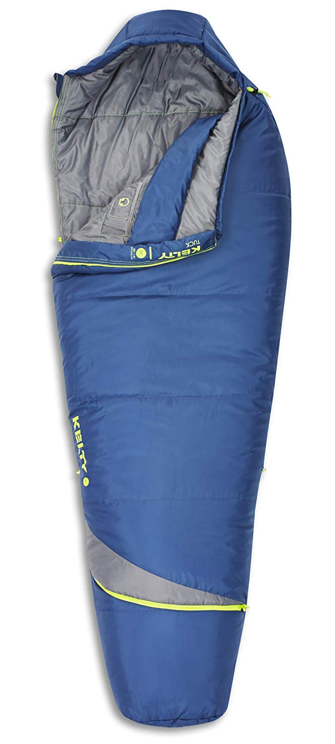 Kelty Tuck Best Sleeping Bags Review by www.snoremagazine.com