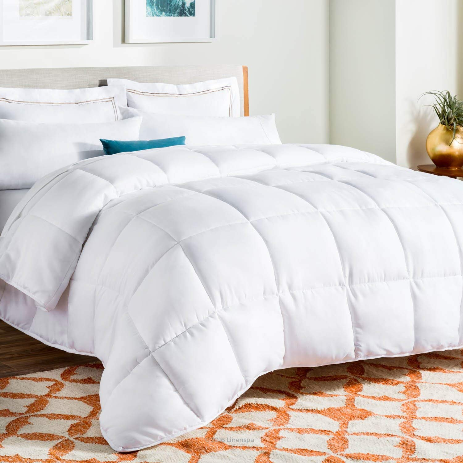 LINENSPA Best Comforter Review by www.snoremagazine.com