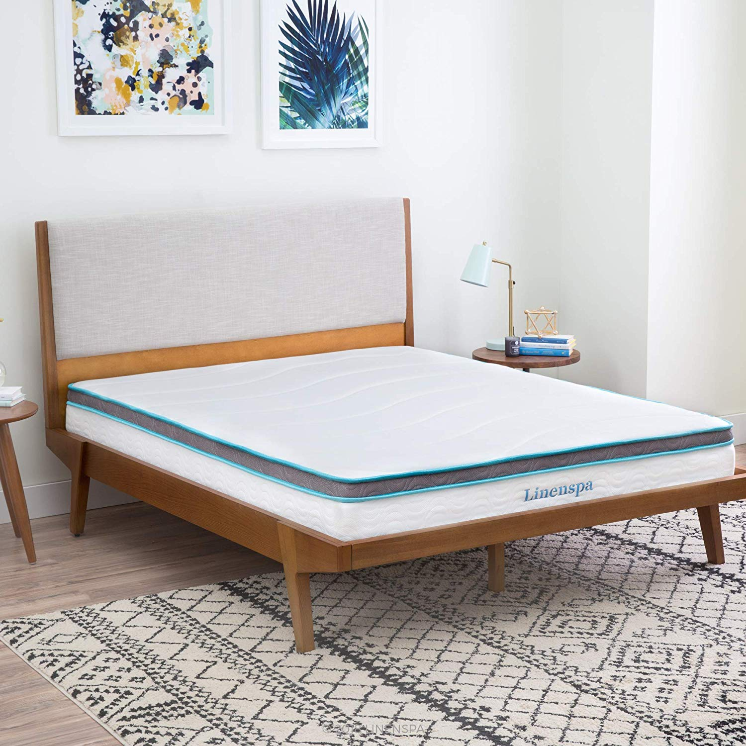 LINENSPA Best Queen Mattress Review by www.snoremagazine.com