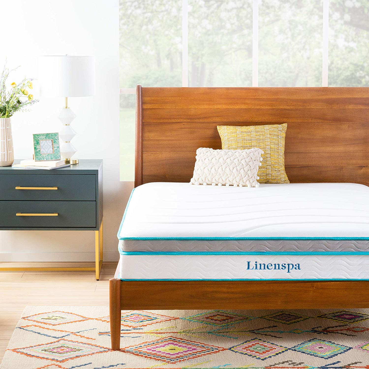 Linenspa Best Mattress in a Box Review by www.snoremagazine.com