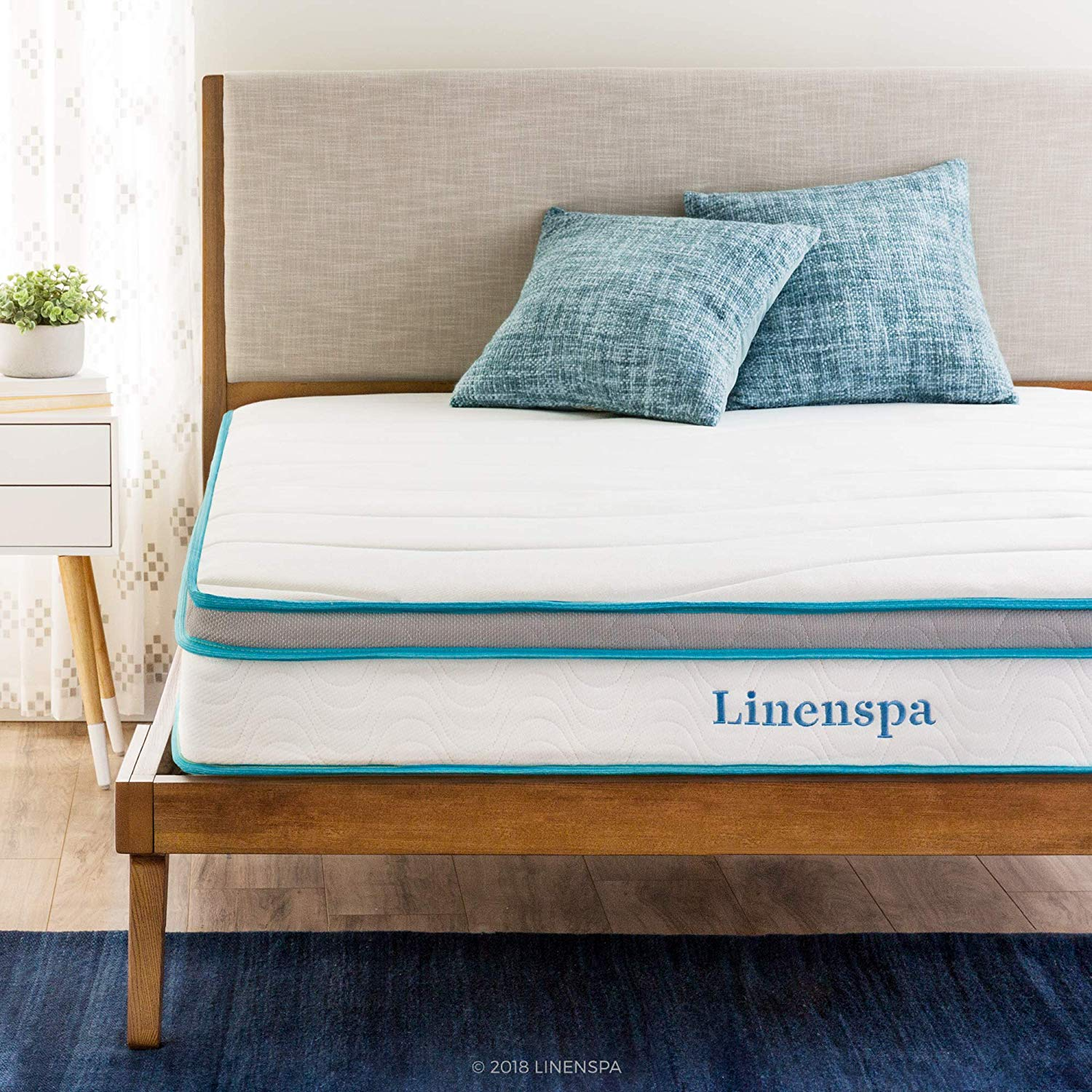 Linenspa Best Twin Mattress Review by www.snoremagazine.com
