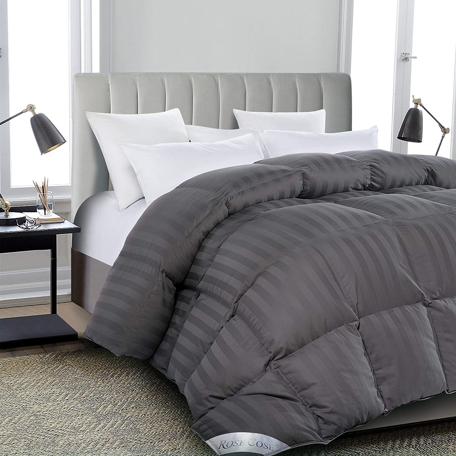 ROSECOSE Lightweight Comforter Review by www.snoremagazine.com
