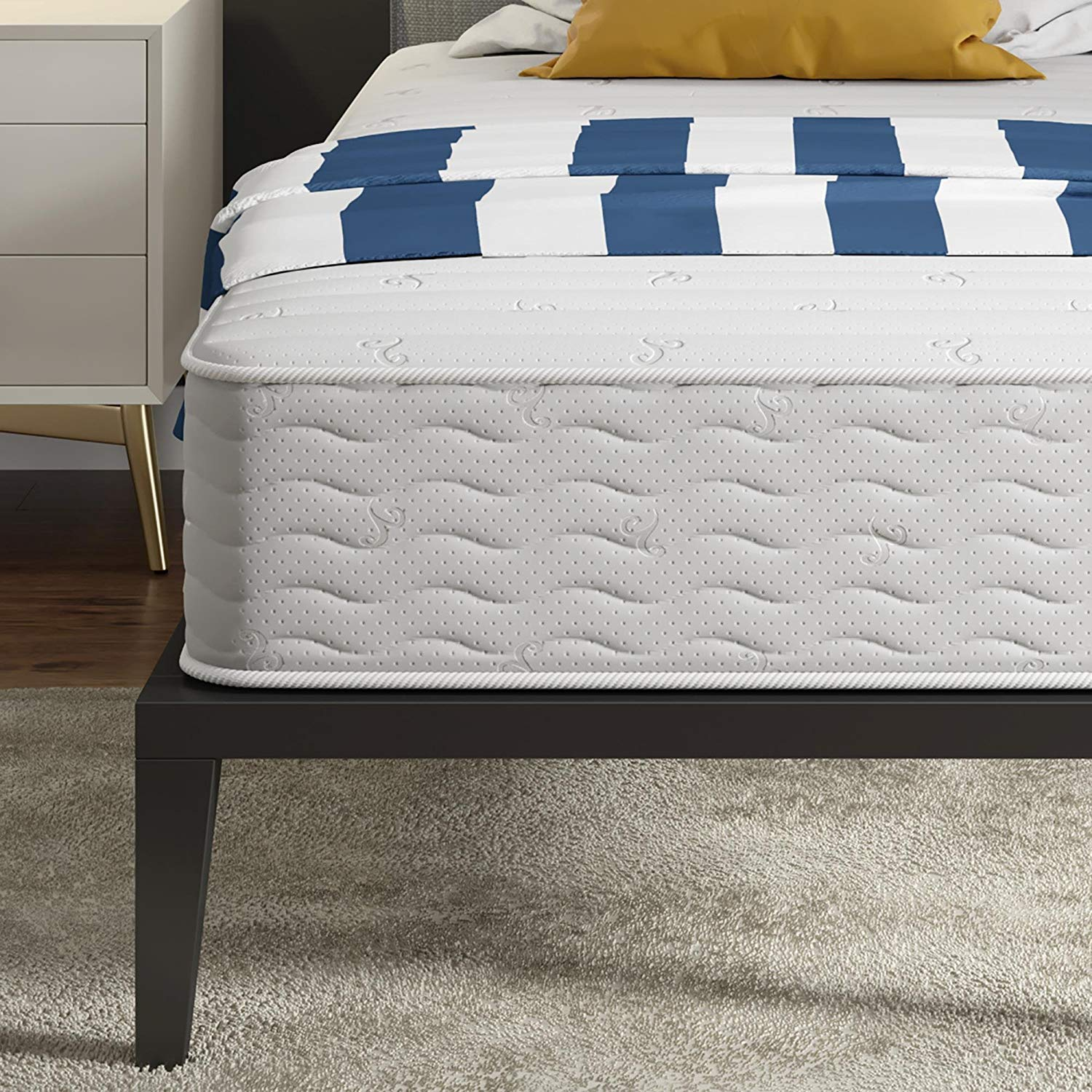 Signature Sleep Best Twin Mattress Review by www.snoremagazine.com